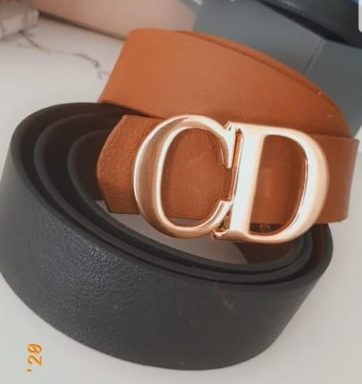 CEINTURE CD CAMEL