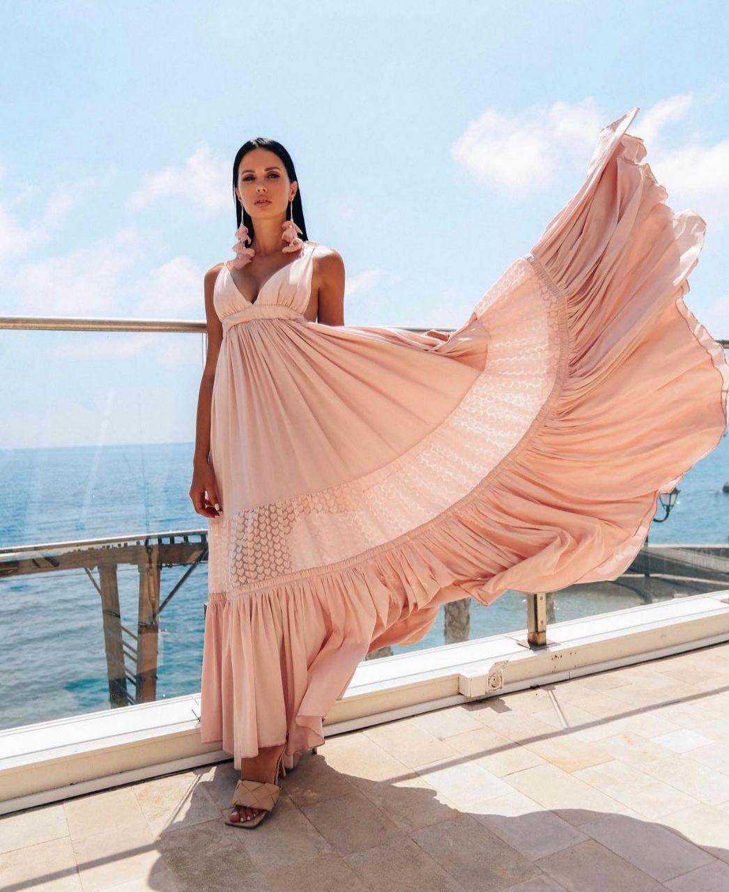 MATILDA PINK DRESS
