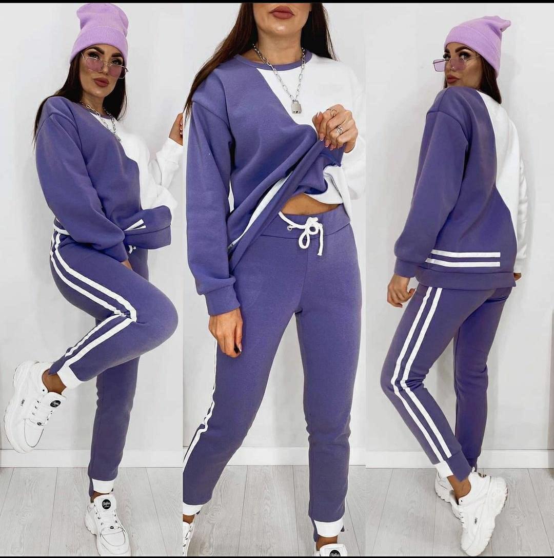 Jogging violet